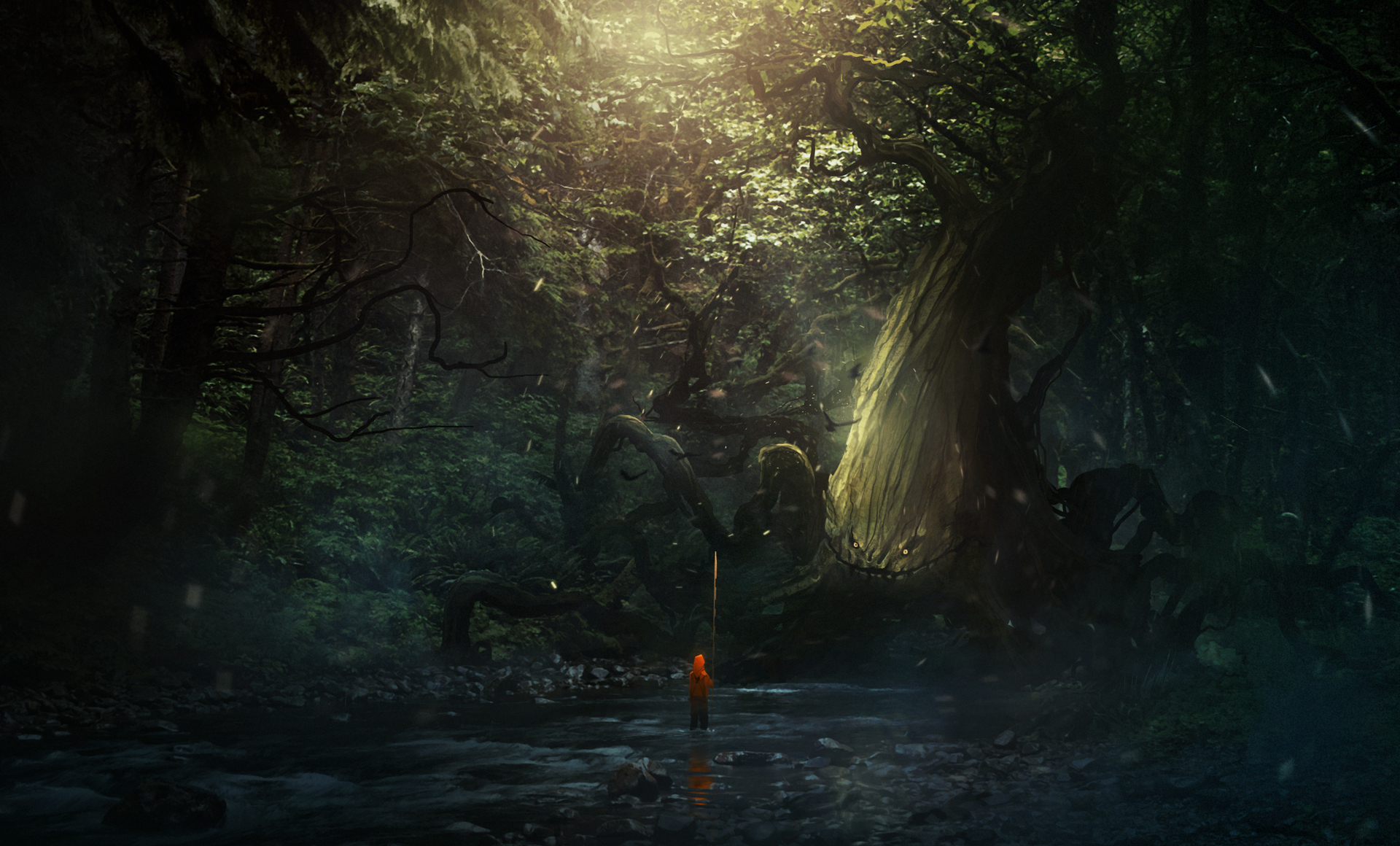 Old Guardian by Grivetart