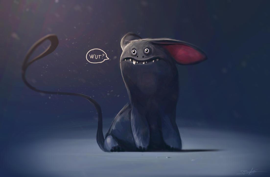 Wut? by Grivetart