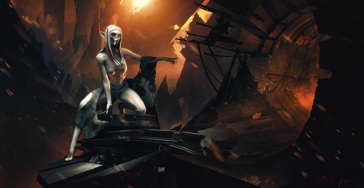 Spirit of the Rebellion by Grivetart