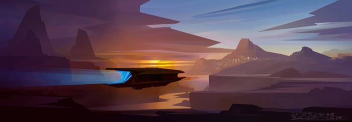Colors and Shapes Test 02 by Grivetart