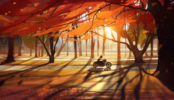 Autumn - Countryside