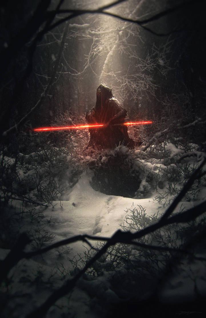 A Sith Lord Awaits by Grivetart