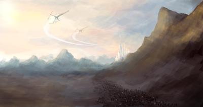 EXODE 2 by Grivetart