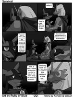 Survival - Page 22 by RubyofBlue