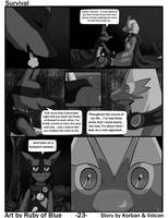 Survival - Page 23 by RubyofBlue