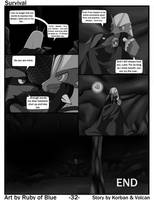 Survival - Page 32 (END) by RubyofBlue