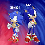 Sonic's Puberty