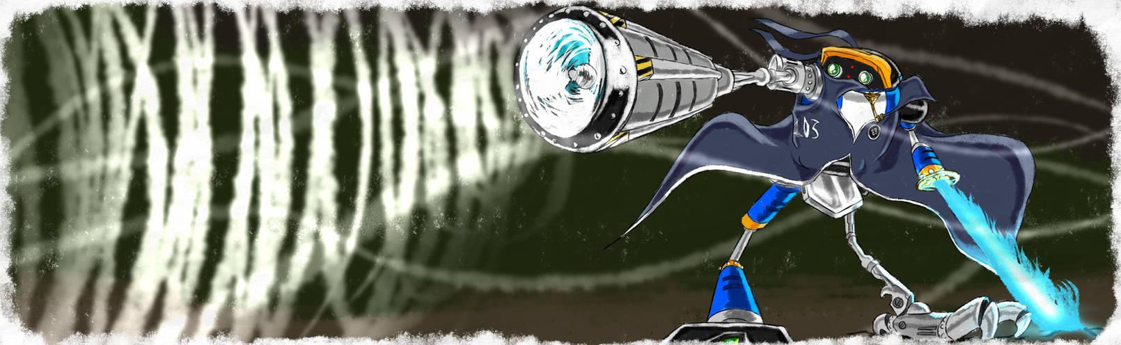 E-103 Delta Redesign - SA1 Remake Fan Concept Art