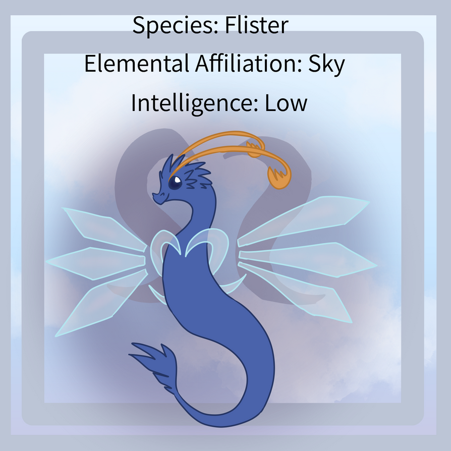 Flister Reference Sheet by EeveesAndDragons