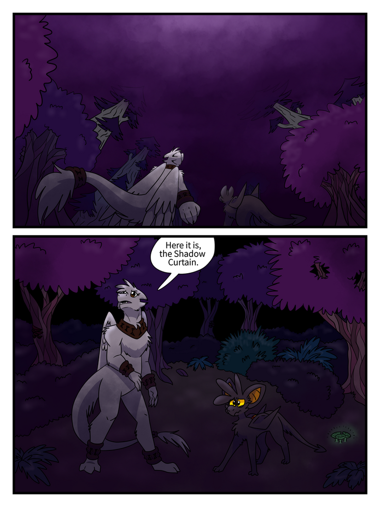 Realm Quest Chapter 2 Page 11 by EeveesAndDragons