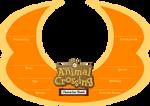 Animal Crossing Character Sheet