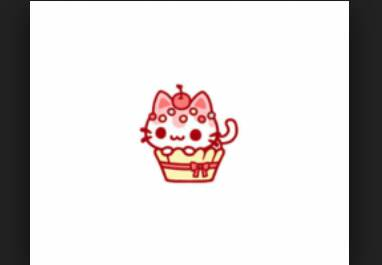 Kitty Cupcake by KITTY1233