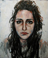 Self portrait IV by nomenondisponibile