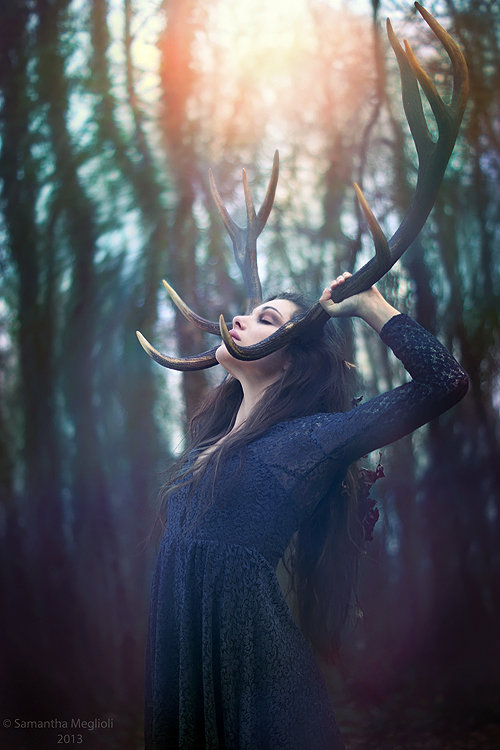 Spirit of the wood by Samantha-meglioli