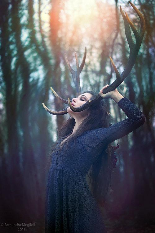 Spirit of the wood by Samantha-meglioli