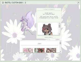 Pastel Custom Box | F2U #2 by Yutaiii