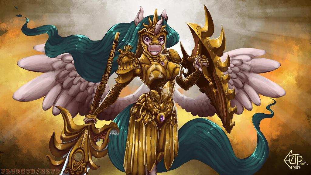 Art Pack 01 - Warlord Celestia
