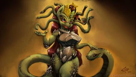 Medusa Interpretation