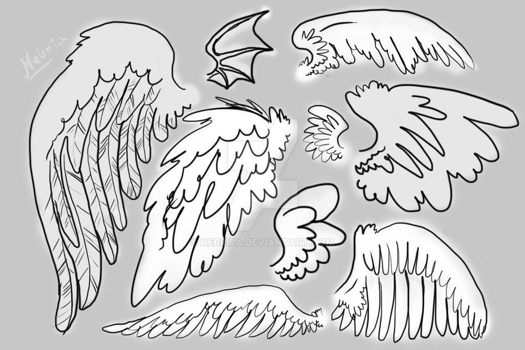 easy wings stock by Nebrija