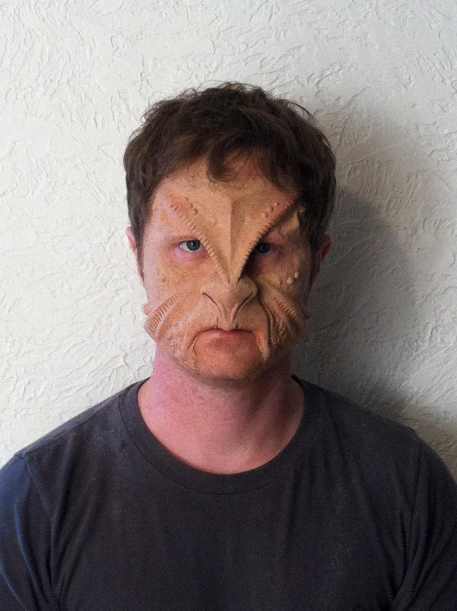 prosthetic makeup test by DelectablyDeviant on DeviantArt - Prosthetic Makeup