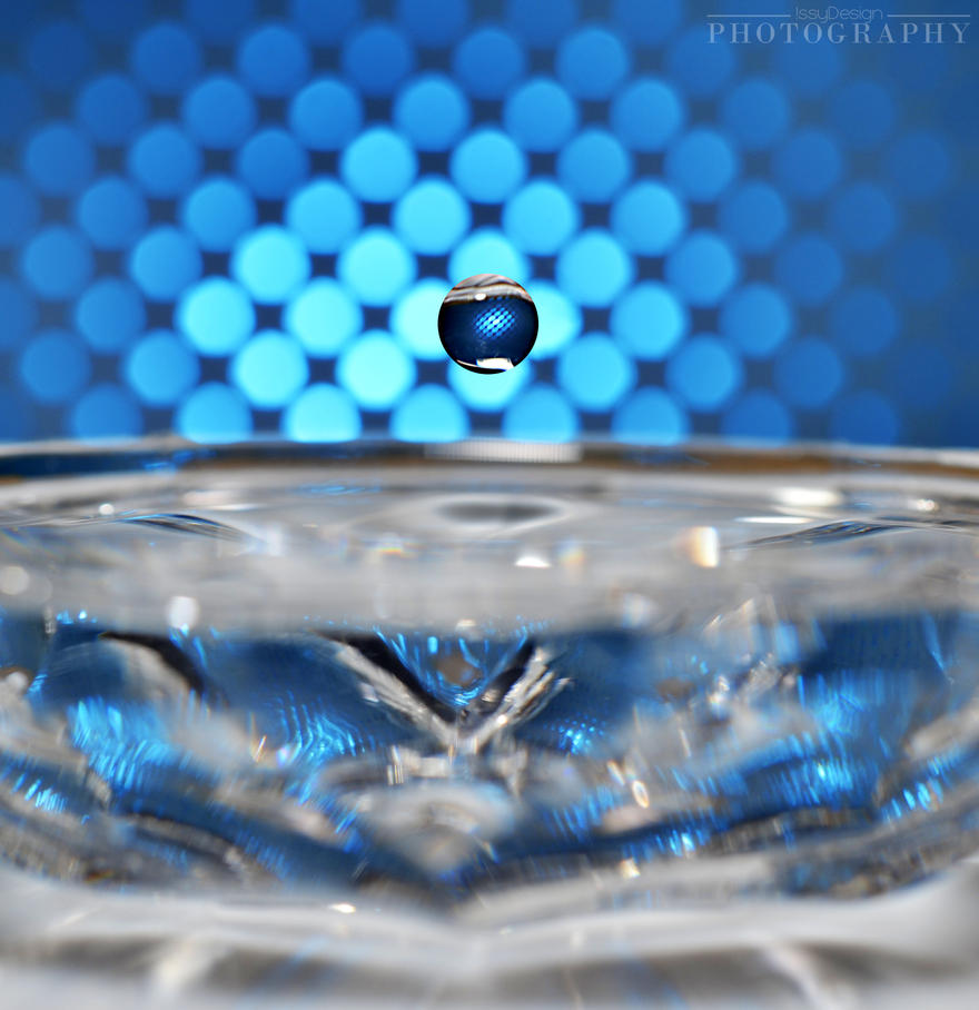 The perfect waterdrop by mestizaissy