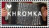 Khromka stamp by ItsBlackorWhite