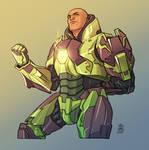 Lex Luthor Spionek