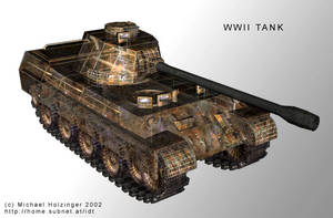 Panzer3dmh by mailfor