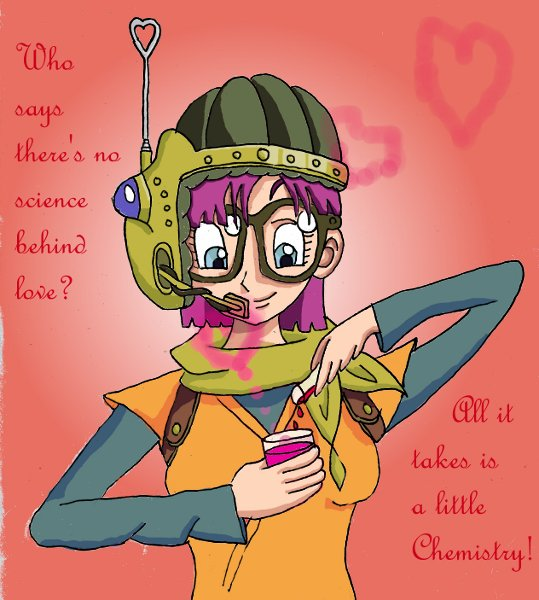 Chemical Romance by Choco-Chick87