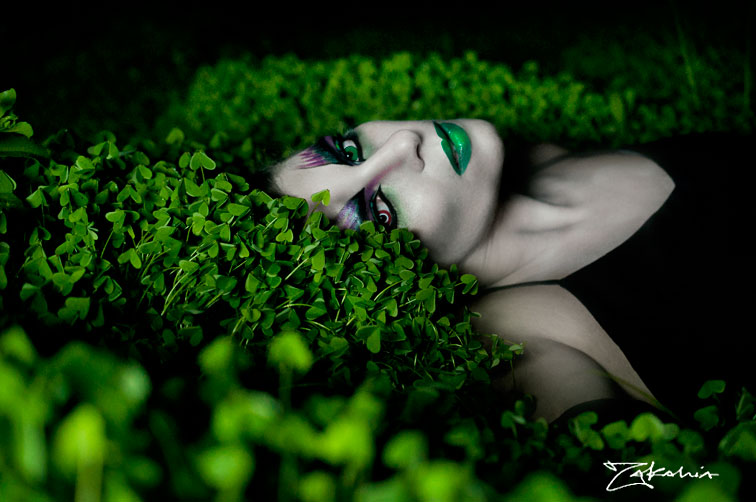 Cold Green by Zakahia