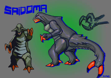 SAIDOMA by Silicon65