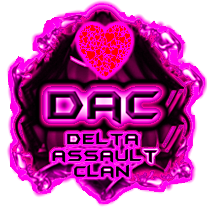 DAC Valentine Logo by bloxseb59