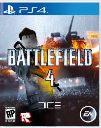 Battlefield 4 Roblox Ps4 By Bloxseb59 On Deviantart