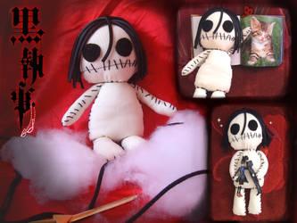 Sebas-chan Doll