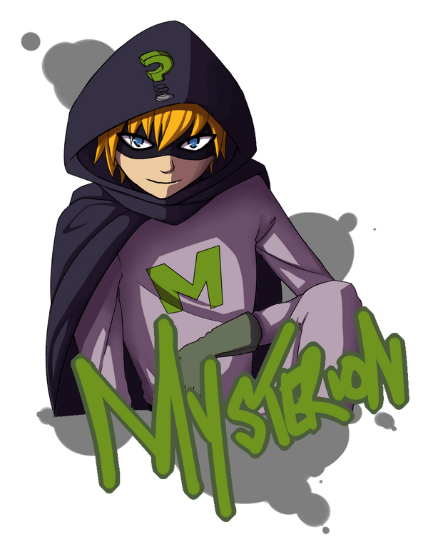 Mysterion by fini-ti