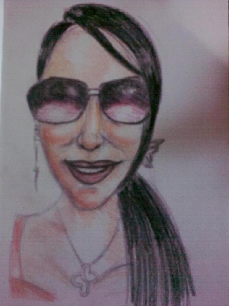 katie banks crayon portraitoluklu on deviantart