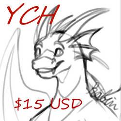 Dragon YCH-5 Slots by RobinRyuu
