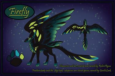Firefly Skycloak Ref by RobinRyuu