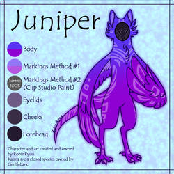 Juniper Ref (Outdated)