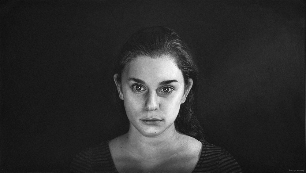 Flemish Girl by MVVR