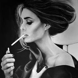 CC (Claudia Cardinale) by MVVR