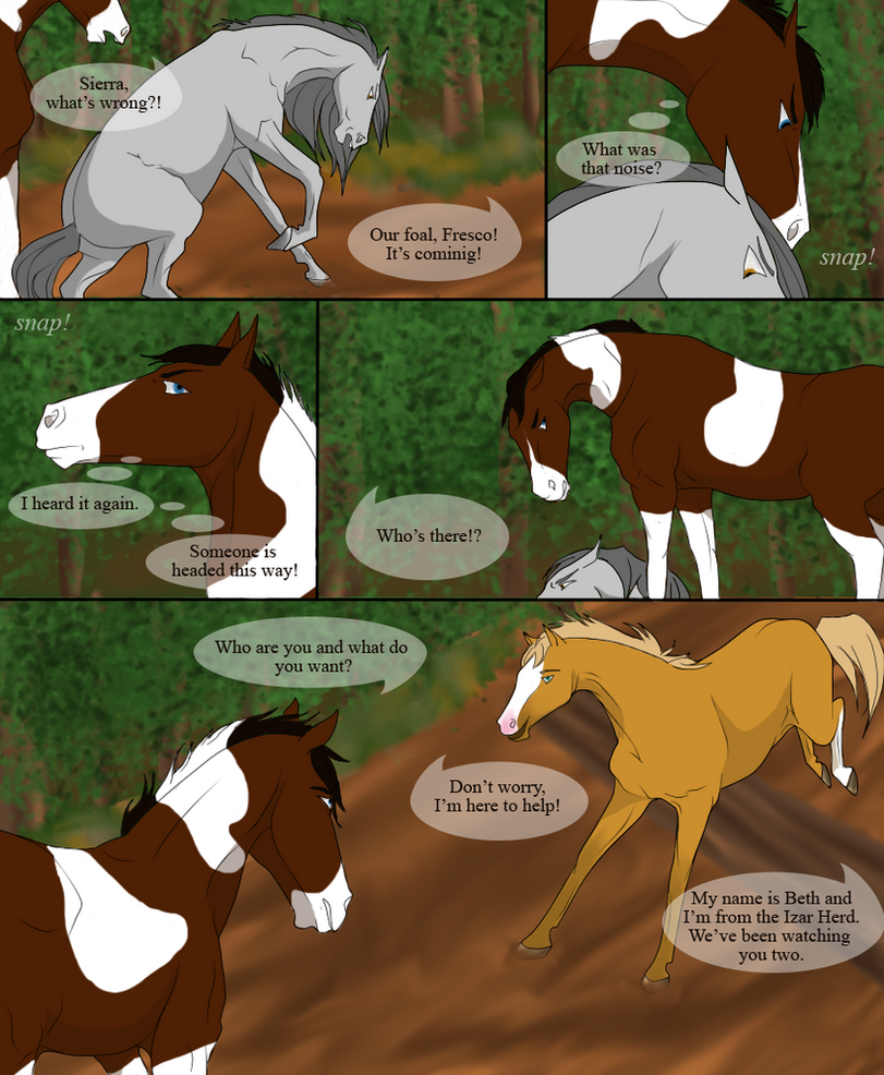 Valiance Prologue, Page 6 by frenchly on DeviantArt