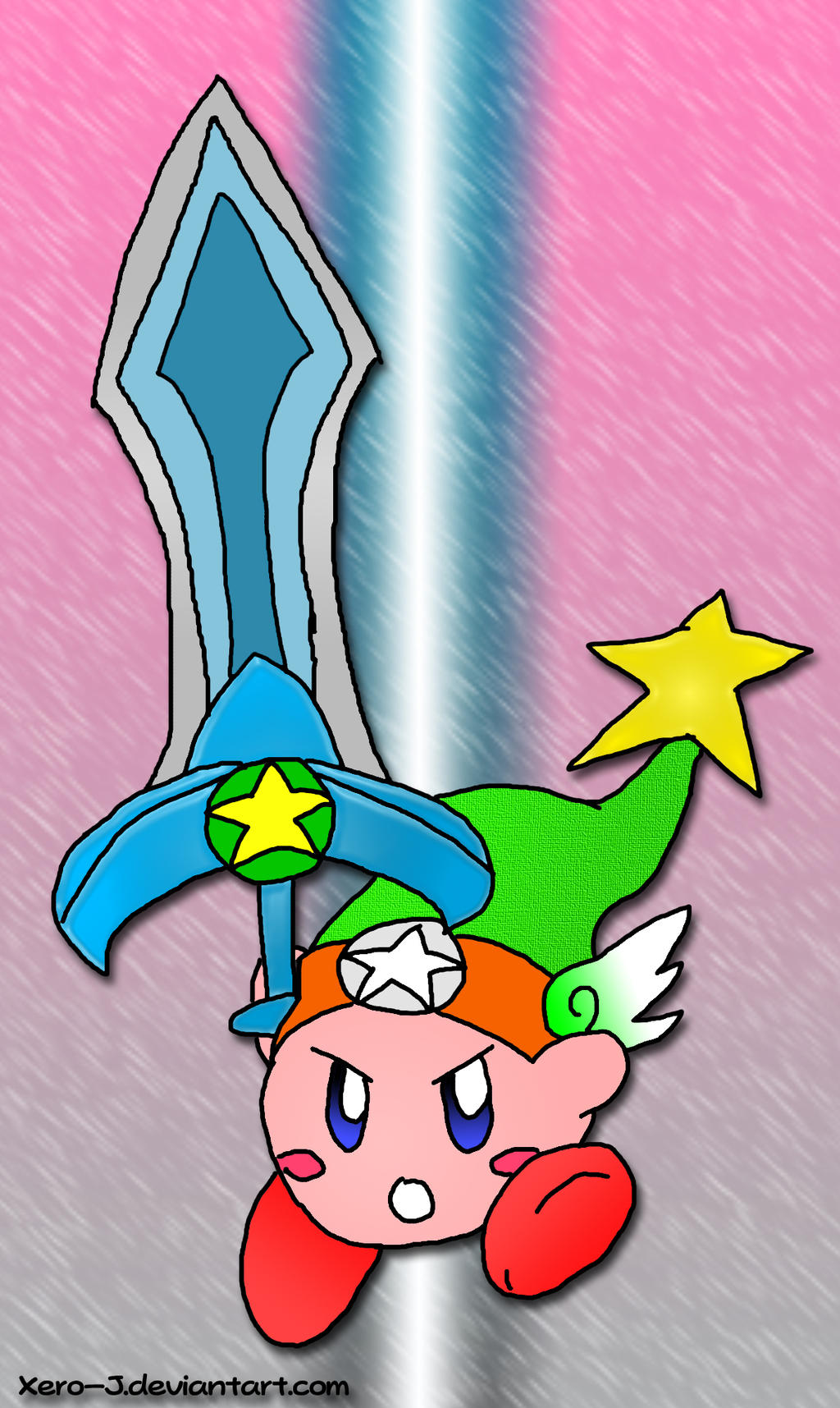 ultra sword kirby - photo #18