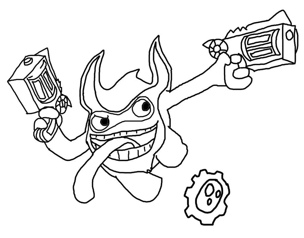 triggerfish coloring pages - photo#24