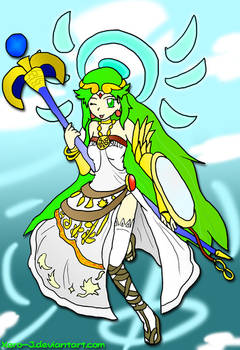 Palutena, The Goddess of Light