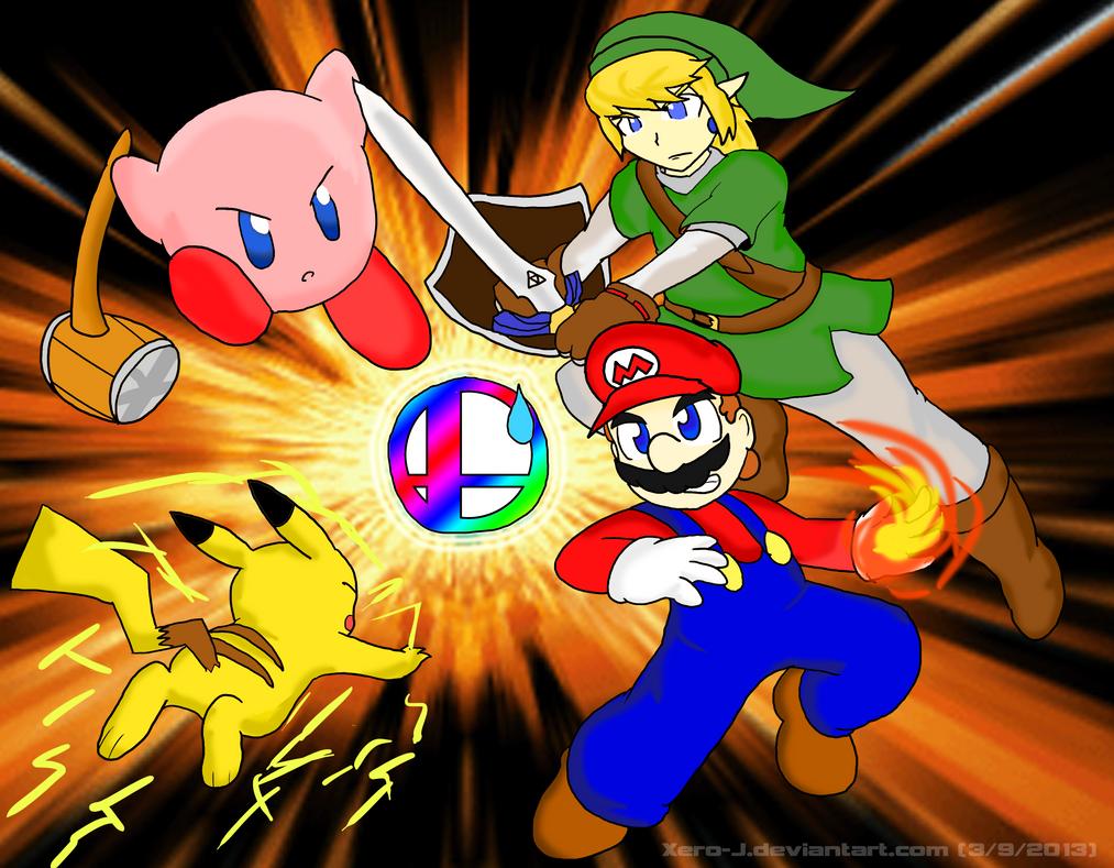 Smash Bros. Forever by Xero-J