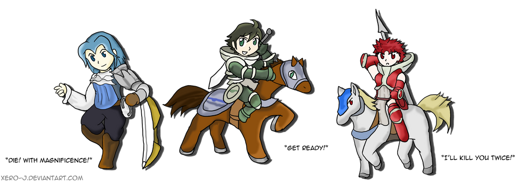 FE Minis G1-3 - Virion, Sully, and Stahl by Xero-J on ...