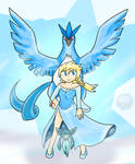 Ice Queen Elsa Wants To Battle!