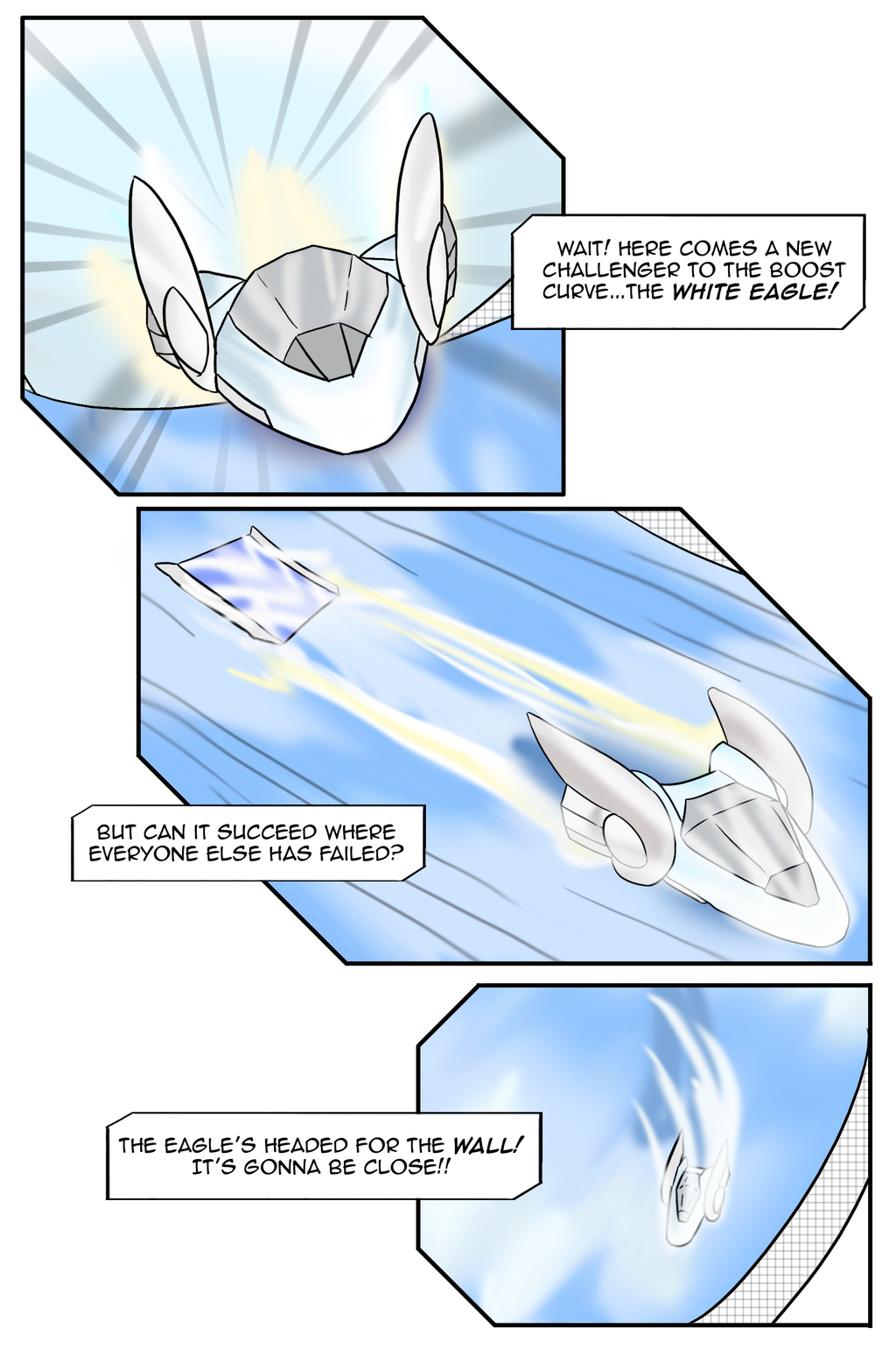 F-Zero VR Preview by Xero-J