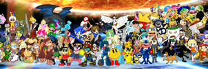 Collab #1: Smash Bros: Fighters United